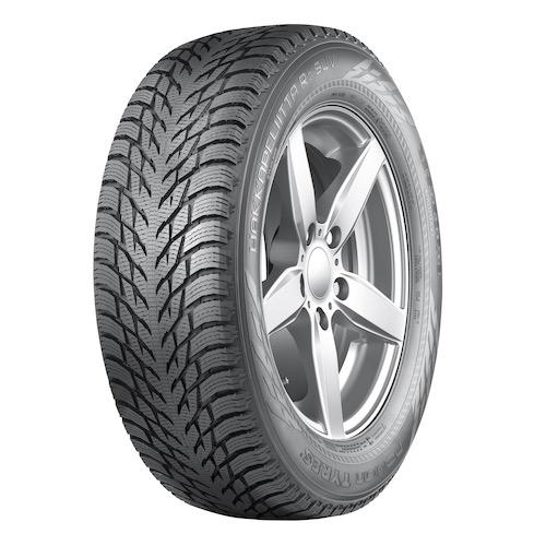 pneus non cloutes suv