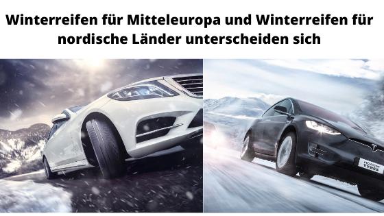 205/55R16 Winterreifen